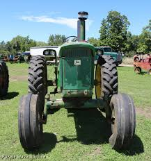 1962 john deere 3010 tractor item db9265 sold september