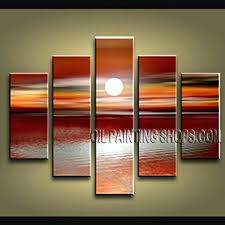Awesome Burgundy Wall Decor And Gold Wall Art With Burgundy And