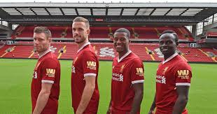 liverpool announce shirt sleeve sponsorship deal with western