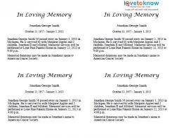 free obituary template cyberuse