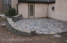 Building Flagstone Patio Flagstone Patios Patio Chester Springs Ideas Pa Landscapes Devine