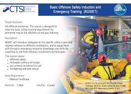 ctsi offshore training u0026courses in the philippinestop maritime