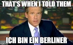 Bin Meme - brian williams was there meme imgflip