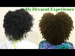 is deva cut hair uneven in back cutting curly hair methods