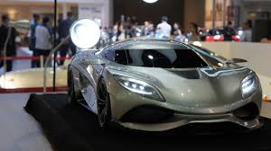 koenigsegg legera koenigsegg utagera concept designed by 15 year old on display in