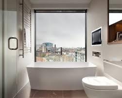 Studio Apartment Bathroom Houzz - Apartment bathroom design