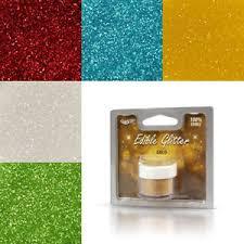 ediable glitter edible glitter rainbow dust cake decorating cupcake sparkle 24