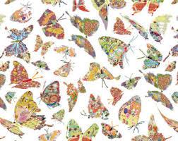 butterfly shower etsy