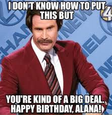 Alana Meme - meme creator i don t know how to put this but you re kind of a