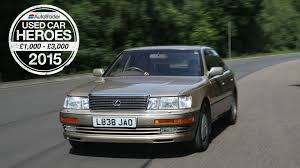 old lexus sedan used car heroes 1 000 3 000 lexus ls400 youtube