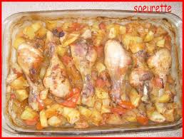 cuisiner un poulet au four poulet au four à ma façon délices d ici et d ailleurs