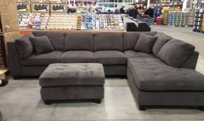 Gray Sectional Sofa Costco 7 Piece Modular Sectional Sofa In Gray Furniture