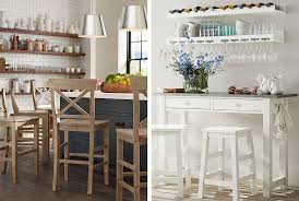 Pottery Barn Kitchen Hutch by 7 Tips To Decorate A Small Kitchen Pottery Barn