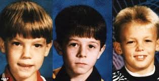 Three local teenagers who became known as the 'West Memphis Three',
