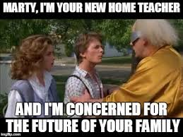 Back To The Future Meme - back to the future lds mormon meme mormon light