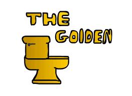 the golden toilet by zachamation on deviantart
