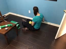 Laying Carpet Over Laminate Flooring Ripping Up Carpet And Installing Laminate Wood Flooring