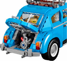 lego designs a vintage 1960 u0027s volkswagen beetle fully prepped for