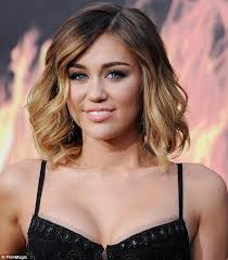 what is the name of miley cryus hair cut miley cyrus laments the state of her new bleached and fried hairdo