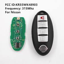 nissan murano intelligent key popular remote key sentra buy cheap remote key sentra lots from