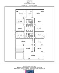 Burj Al Arab Floor Plans Concord Tower Media City Duapt Com