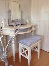 Shabby Chic Vanity Table Shabby Chic Dressing Table Ebay