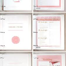 wedding planner book free free printables wedding planning binder botanical