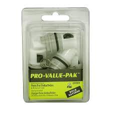 Replace Delta Faucet Stem Shop Danco 5 Pack Plastic Faucet Stem For Delta Peerless At Lowes Com