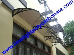 House Awnings Ireland Polycarbonate Door Canopy Ireland Polycarbonate Door Canopy Kit
