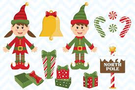 the christmas graphics pack by thehungryjpeg thehungryjpeg com