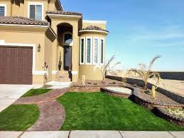 Front Landscaping Ideas How To Make Fake Landscape Rocks Front Yard Landscaping Ideas