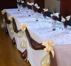 wedding arch ebay australia wedding top table decoration kit organza fabric swags pull bows