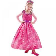 halloween barbie doll barbie fancy dress girls costume childrens kids book week
