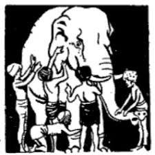 Blind Man And Elephant File Blind Men And Elephant5 Jpg Wikimedia Commons
