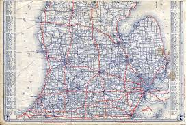 Map Of Lower Michigan by Icymi House Votes To Phase Out Driver Responsibility Fees