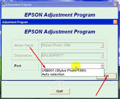 reset epson 1390 printer cara reset printer epson photo stylus 1390 blinking dengan mudah