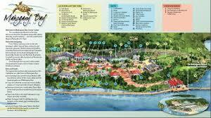 Cozumel Map Mahogany Bay Cruise Center Map Mahogany Bay Isla Roatan Cruise