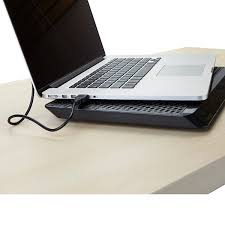 Laptop Cooling Desk Mind Reader Laptop Cooling Pad With Usb Power Lcoolpad Blk Jcpenney