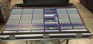 midas console used midas siena 400 mixing console 40 channel with touring