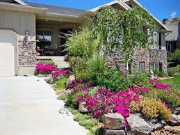 Landscaping Pictures For Front Yard - landcaping pictures home landscaping photos front yard