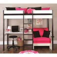 futon bunk bed with desk pictures love this my girls would love