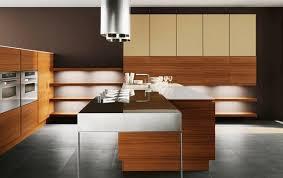 modern wood kitchen cabinets 20 sleek and modern wooden kitchen designs home design lover