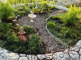 pollyanna reinvents fairy garden fun