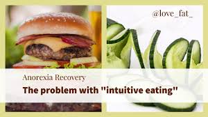 anorexia recovery the problem with