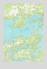 minnesota topographic map lower whitefish lake mn topographic map topoquest