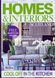 homes and interiors scotland homes and interiors scotland magazine subscription buy at
