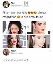 Elle Meme - dopl3r com memes elisa queenel nk memeology rihanna en blanche