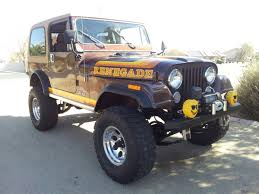 1982 Jeep Cj7 Renegade U2013 The Jeep Farm