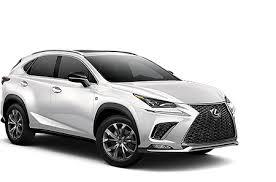 2018 lexus nx luxury crossover specifications lexus com
