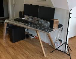 custom desks custommade com reclaimed desk top loversiq